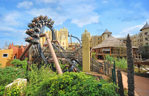 Phantasialand korting
