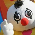 Clown Bumba Plopsaland Coevorden