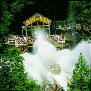 Duinrel splash